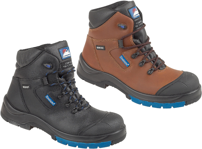 "Himalayan HyGrip ""Waterproof"" Safety Boot Metal FreeToe/Midsole PU/Rubber Outsole"