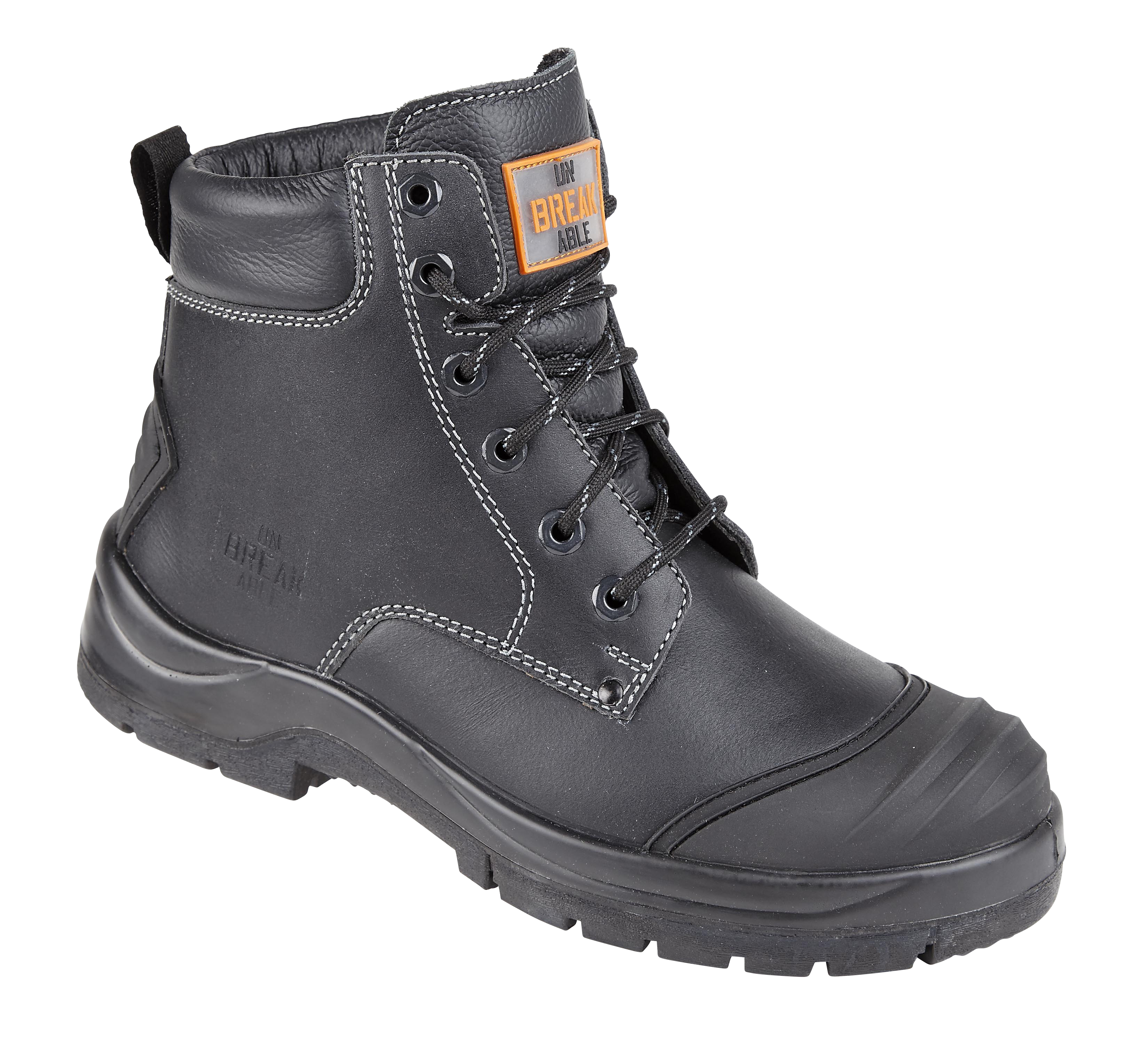 d82770c2281 Unbreakable TRENCH-PRO PUR Ankle Safety Boot