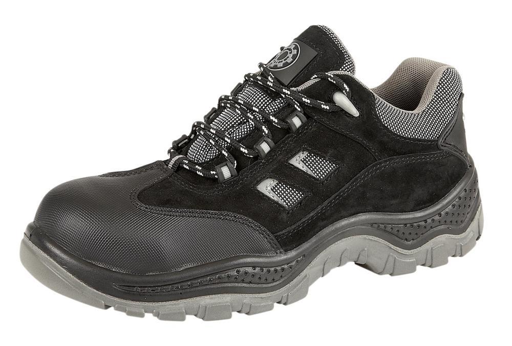 SecurityLine GARONA Black Metal Free Cap/Midsole Safety Shoe