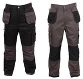 Blackrock Workwear BRGTB Grampian Work Trousers Teflon Stain Resistant Finish