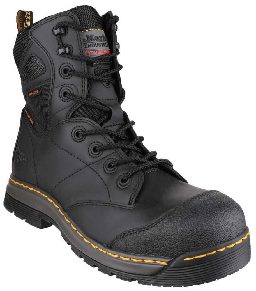 Dr Martens Torrent Black ST Waterproof Safety Boot S3 EVA Rubber