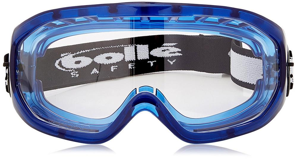 Bolle Anti-scratch, Anti-fog & Anti-static Blast Safety Goggles