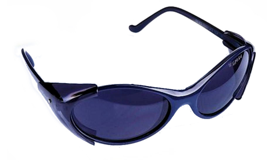 Bolle Anti-scratch Lightweight, Modern & Stylish Boa Safety Glasses - Smoke