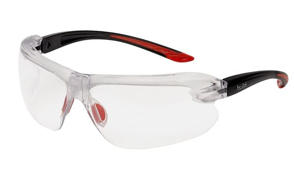 Bolle Non Slip & Ergonomic Platinum Coating IRI-S Safety Glasses