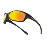 Bolle Spider Light & Glare Filtration Safety Glasses - Red Mirror