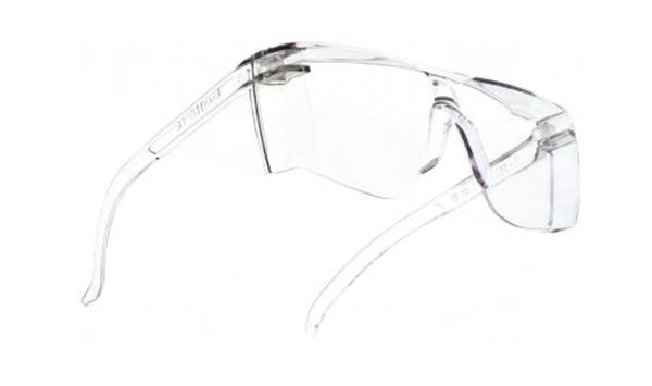 Bolle Lightweight Visiteur CoverSpec Safety Glasses