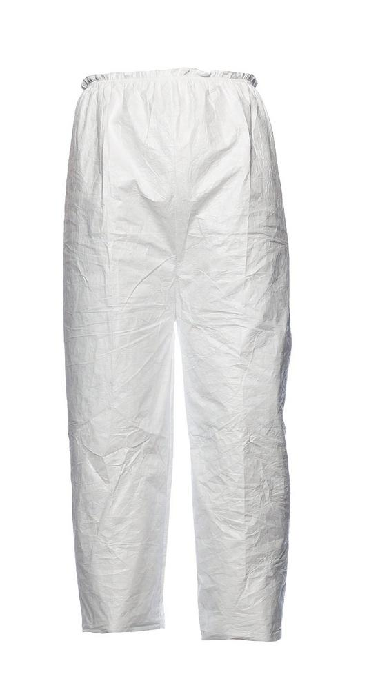 DuPont Tyvek Disposable Trouser Pt31Lo Without Pockets White (Pack of 5)