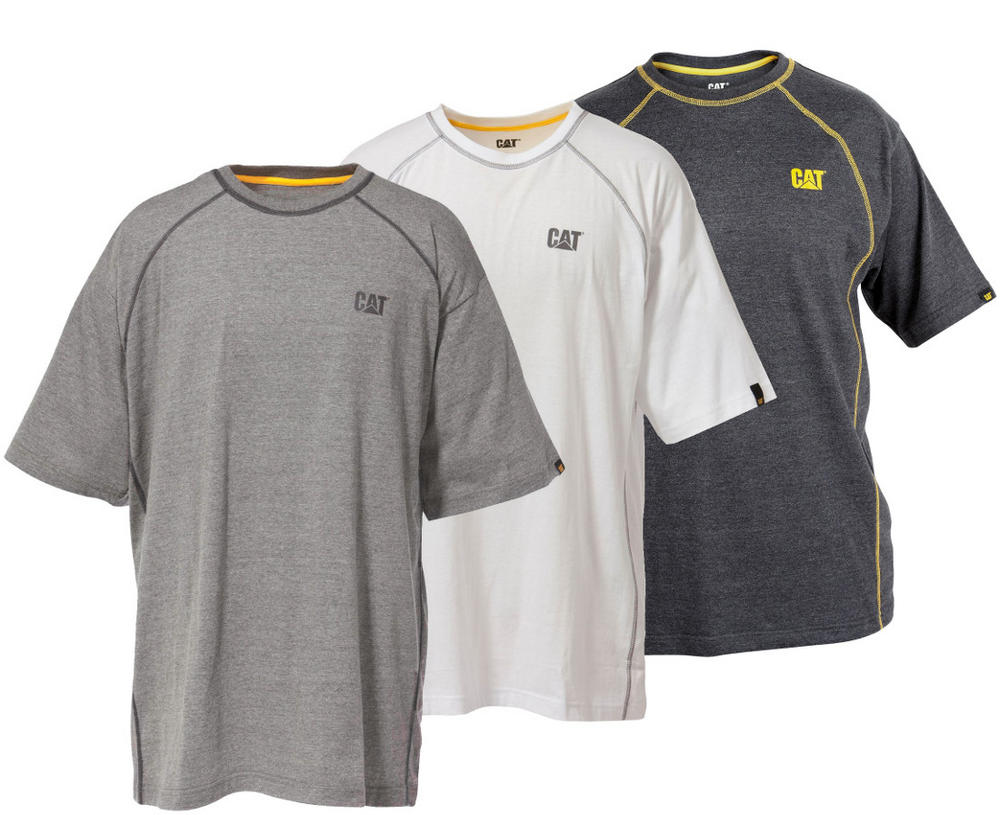 Caterpillar C1510158 Performance T-Shirt - Various Colours