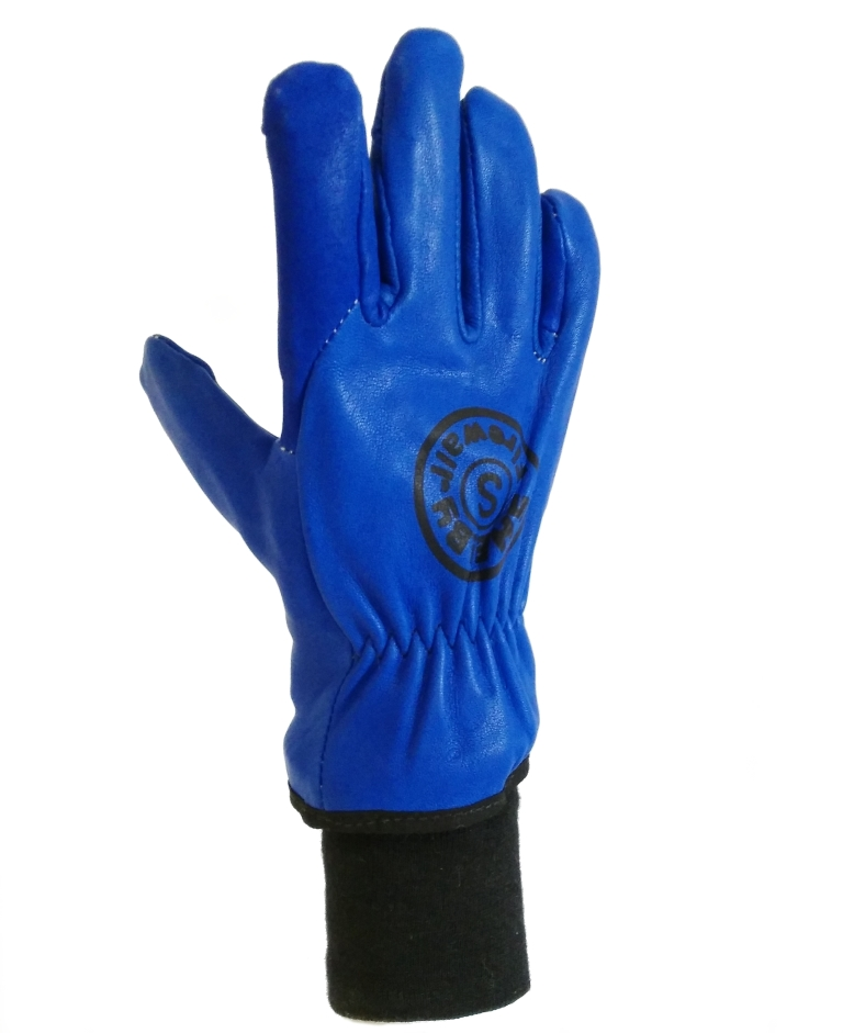 Shelby Firewall 5231 Structural Fire Fighting Blue Gloves