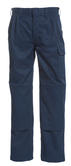 Tranemo 5725 Trouser Navy Fire Resistant No Contrast Stitching Reg Leg