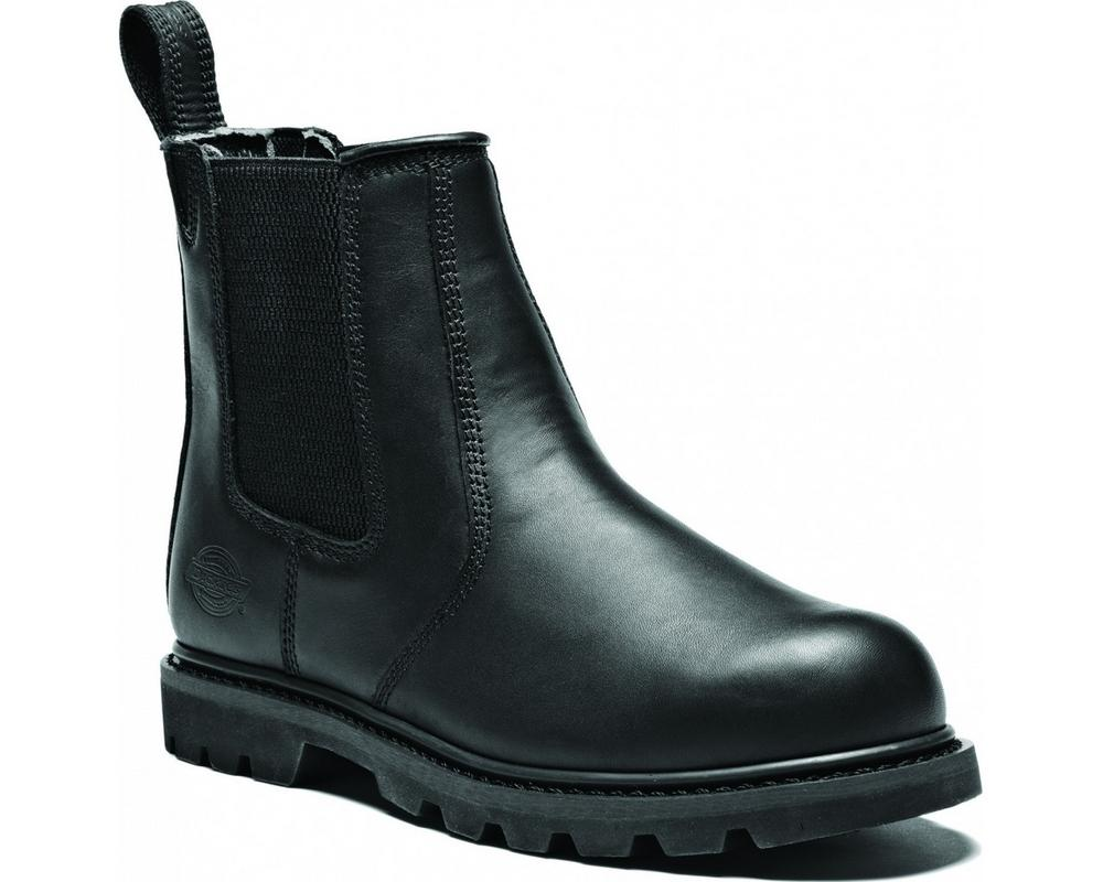Dickies Safety Dealer Boot Fd9214 Black S3