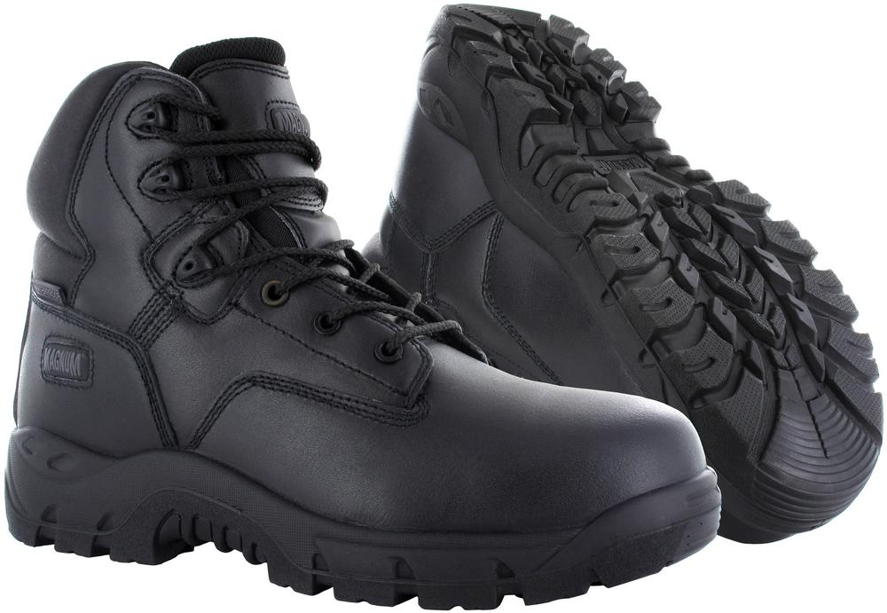 Magnum Precision Sitemaster Safety Boot Black Composite S3 Wr Src