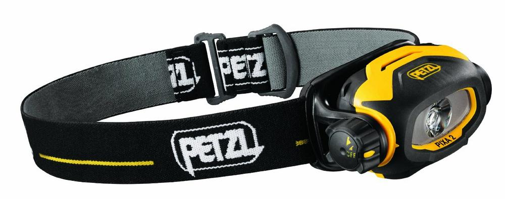 Petzl Pixa 2 Led Dual Beam E78Bhb 2 Work Camping Hands Free Head Torch