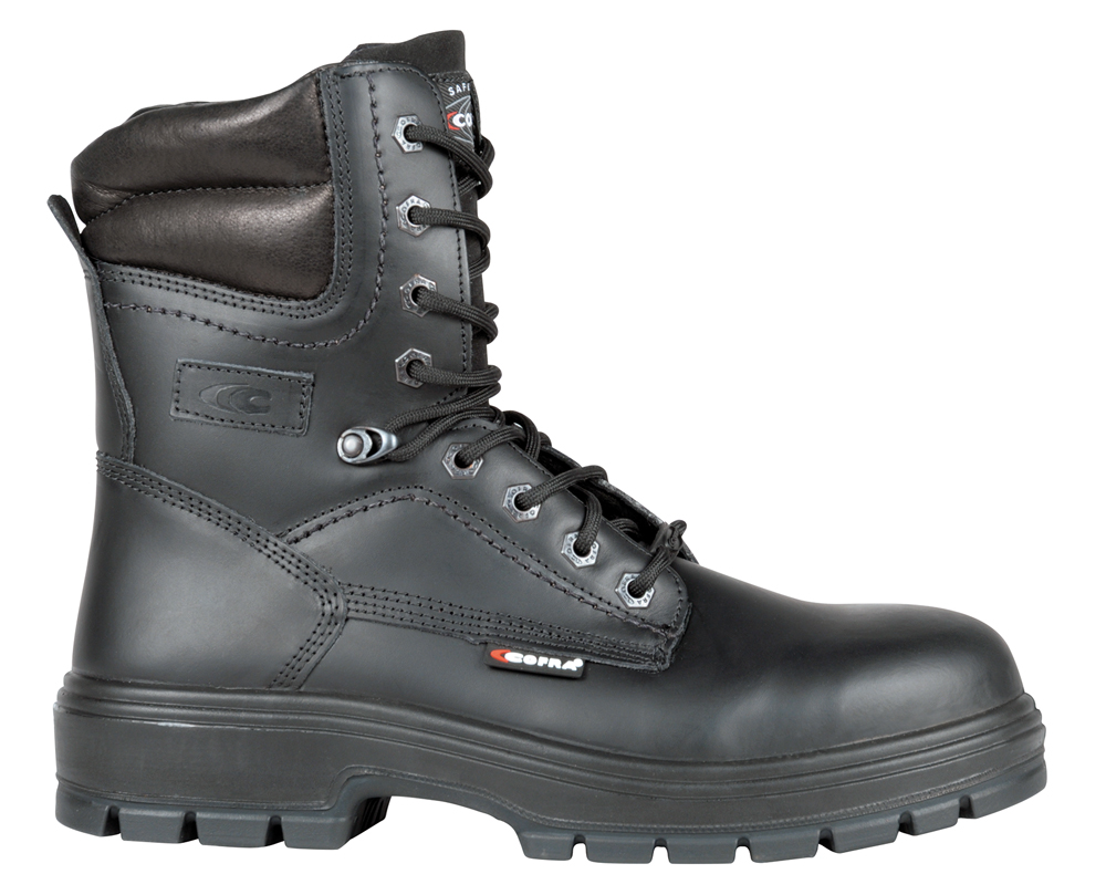 Cofra Flint Non Metallic Cold Protection Thinsulate Boot Black S3 C1 Hro