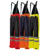 Helly Hansen Ludvika Quilted High Visibility Waterproof Bib & Brace Pants 71476