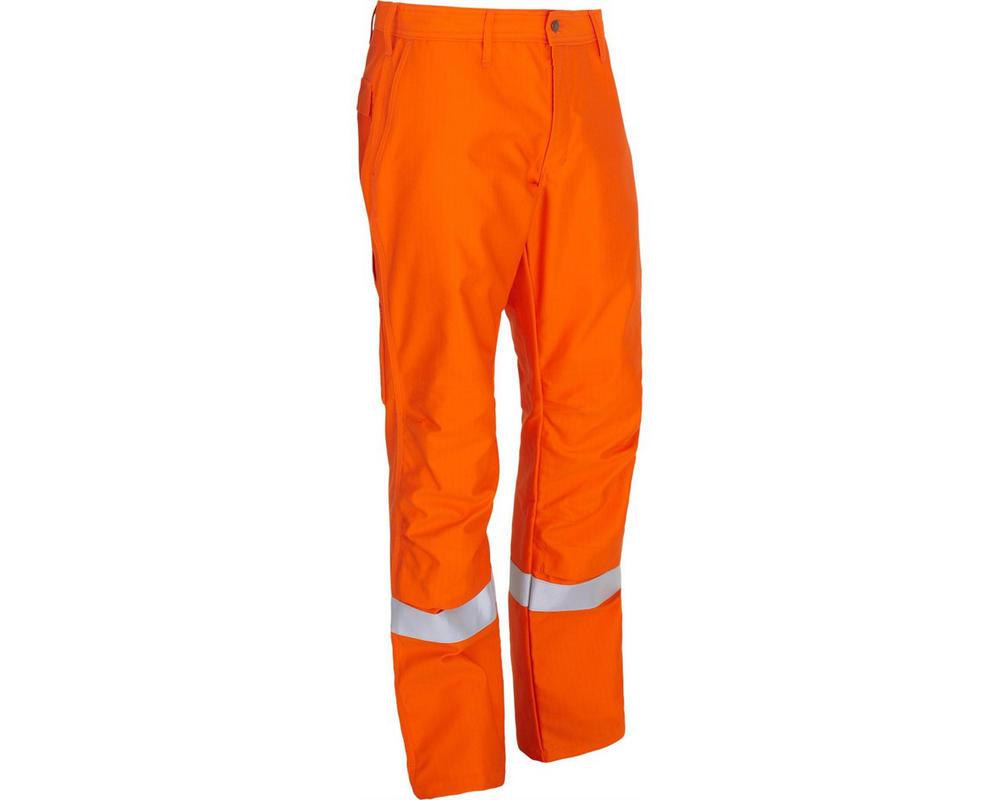 Wenaas WTRO1T Nomex Hi Vis Orange Trousers