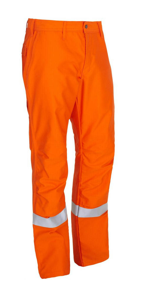 Wenaas Flame Retardant Hi Vis Nomex Antistatic Work Men FR Trousers