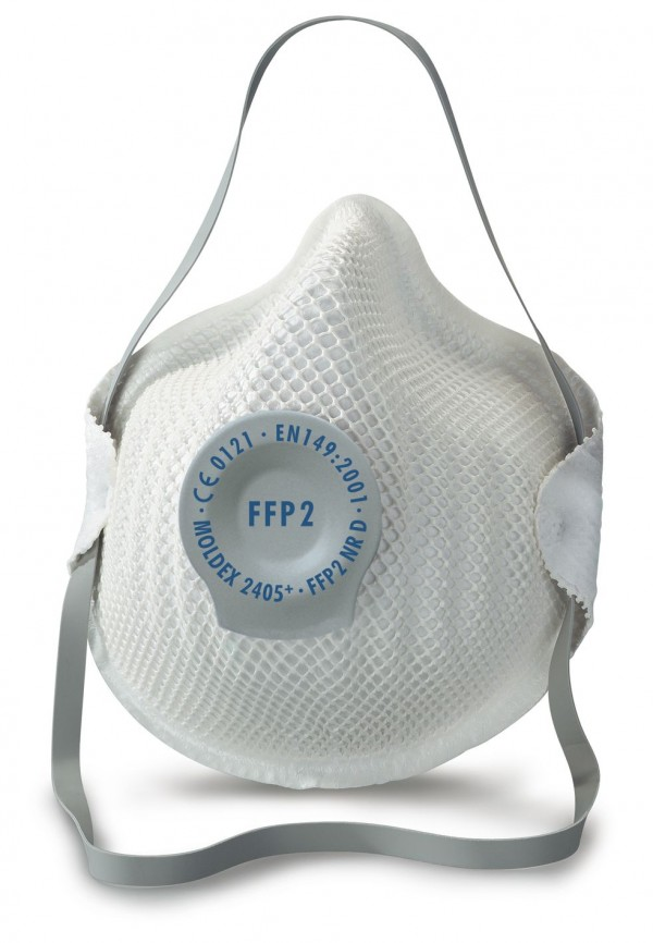 Moldex 2405 ActivForm® Dust Mask EN149