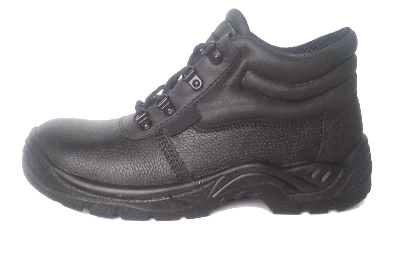 3b4c5abdc61 Arvello SBU02 Chukka Steel Toe Cap Safety Boots S1P