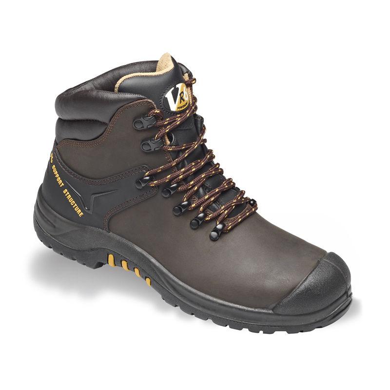 V12 Cougar VR601 Composite Toe Cap S3 SRC Water Resistant Work Hiker Safety Boot