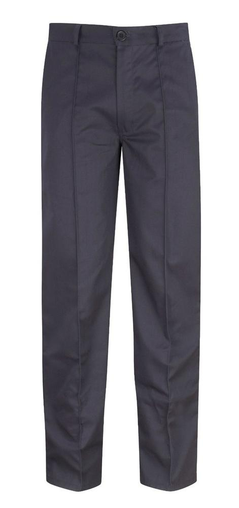 Orbit Polycotton Trousers Navy PC245T