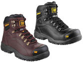 Caterpillar Diagnostic Steel Toe Safety Boots