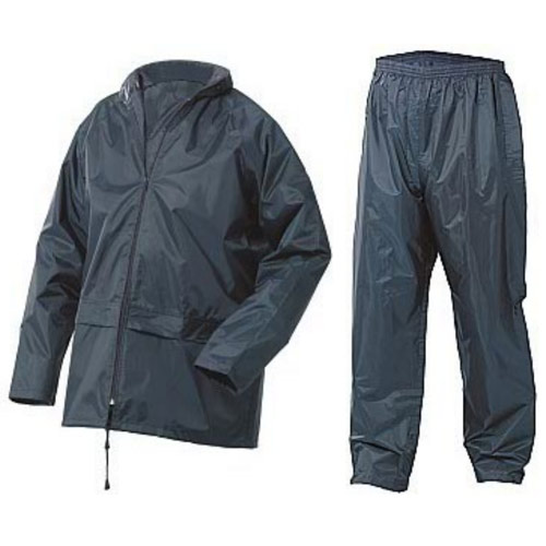 B-Dri Nylon Pvc Wetwear Rainwear Waterproof Rainsuit