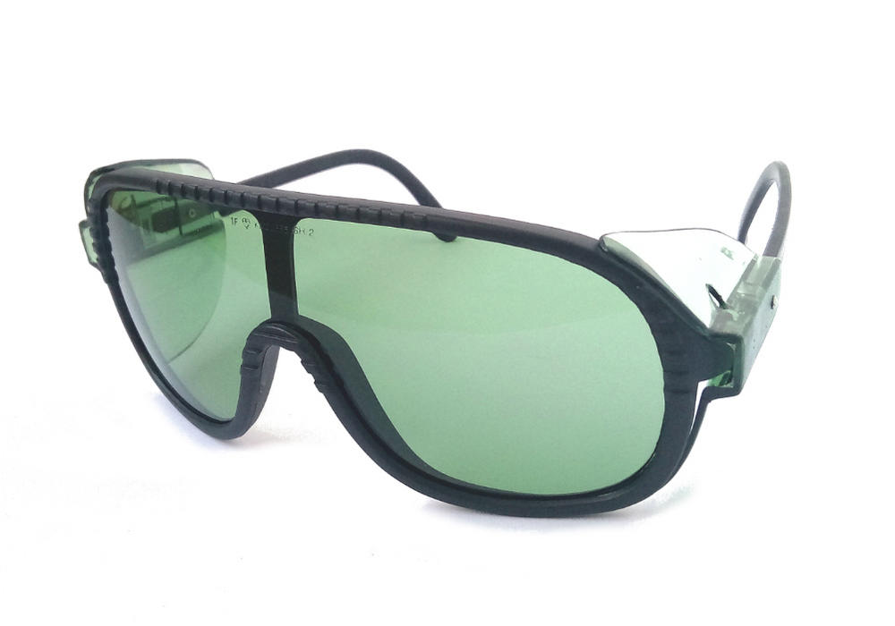 Arvello Zenith Anti Glare Eye Protection Green Lens Spectacle