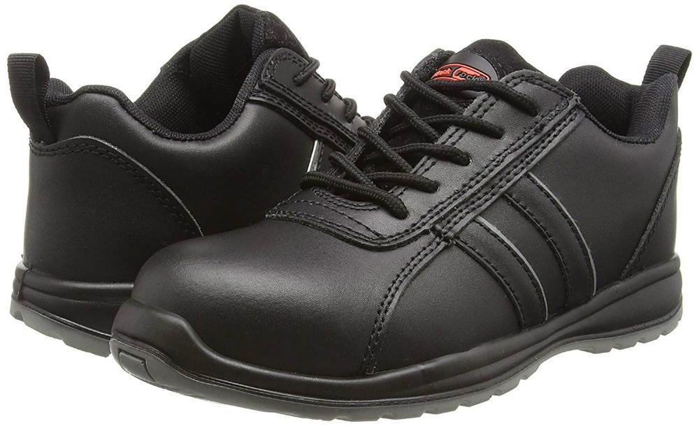 Blackrock SF57 Corona Trainer Black S1-P SRC Safety Shoe, Size - 12UK