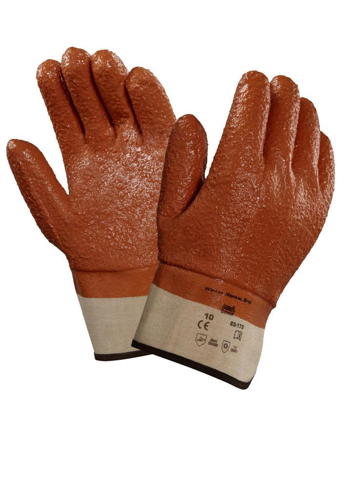 Ansell 23-173 Winter Monkey Grip Glove