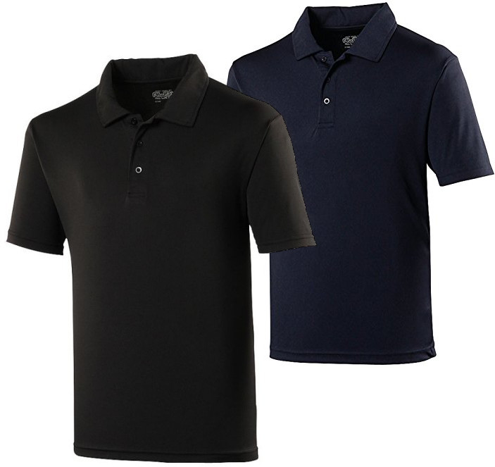 Awdis Just Cool Wicking Jc040  Polyester Corporate Workwear Polo Shirt