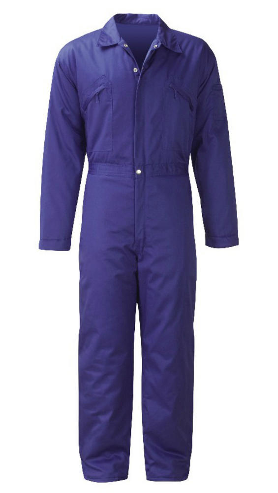 Black Knight PC205PABS Padded, Thermal Insulated Winter Polycotton Coverall