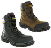 Caterpillar Doffer S3 Safety Work Boot - Black or Brown