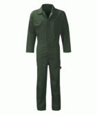 "Orbit International PC205BS Men Coverall Polycotton Size 38"" Green"