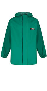 Alpha Solvay Chemmaster CMJH-EW Chemical Resistant Hooded Jacket Green PVC