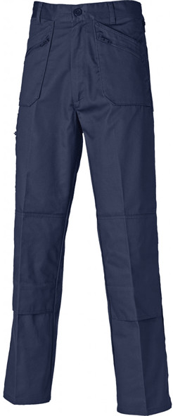 Dickies Workwear Trousers Navy Action TR11000