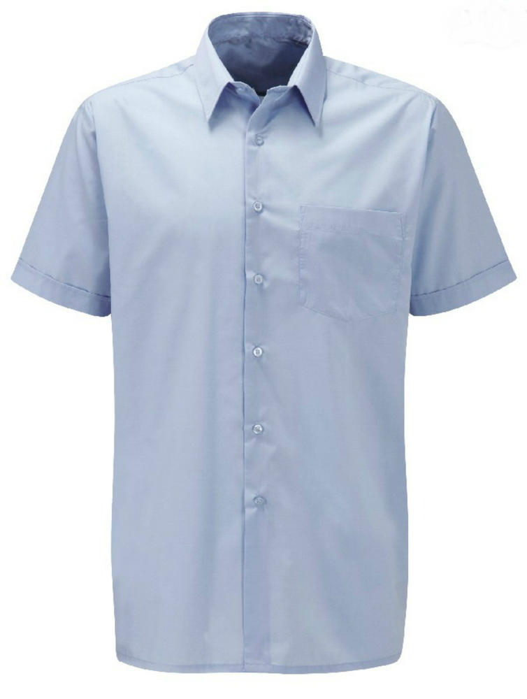 Orbit CSSS Mens Polycotton Workwear Driver Uniforms Classic Short Sleeve Shirt
