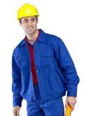 Orbit PCJ9 Front Zip Polycotton Uniform Driver Style Work Jacket