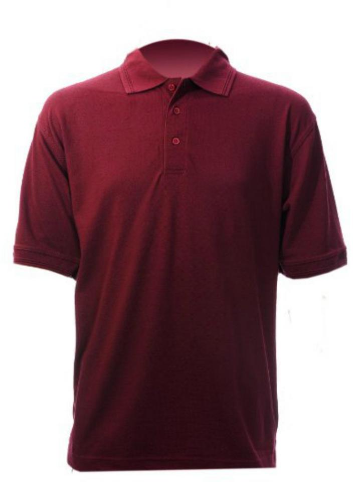 Orbit PS240 Fastrack Polyester Cotton 240g Burgundy Work Polo Shirt