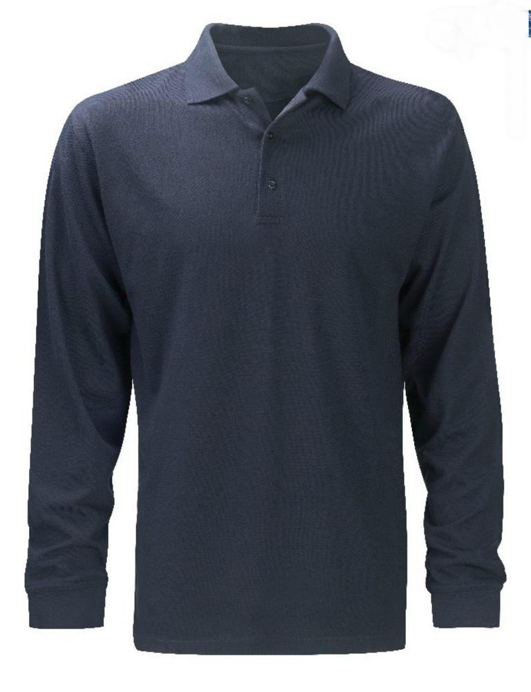 Orbit Navy Flame Retardant Polo Shirt MALSP