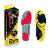 Sorbothane Double Strike 30% Lighter Insoles