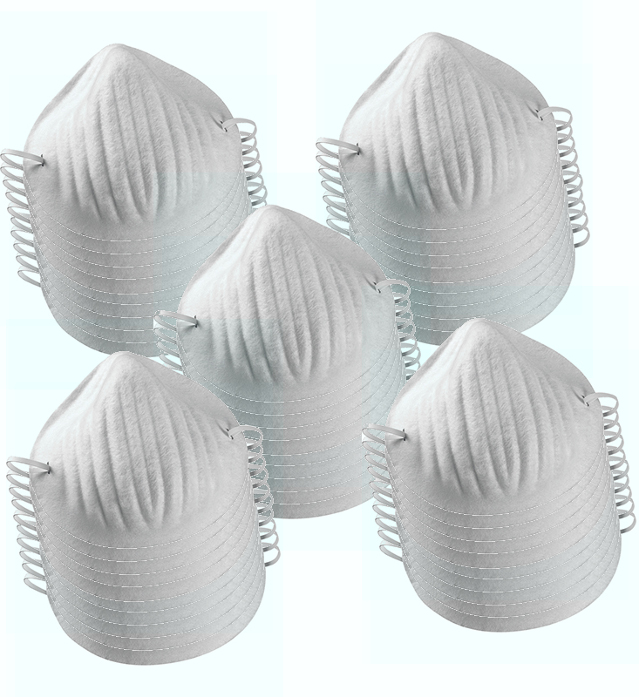 Jsp Bbdm Dust Mask Nuisance X 50 Pack