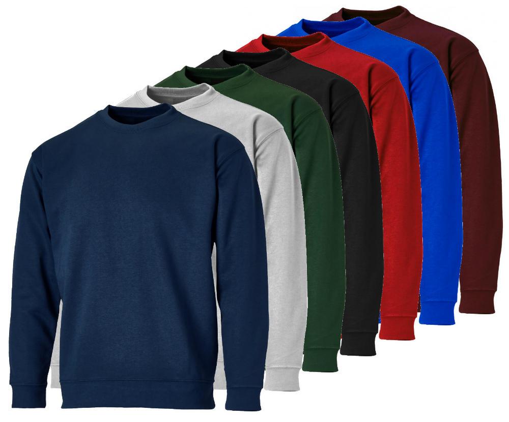 Dickies SH11125 Navy Crew Neck Sweatshirt