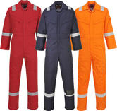 Portwest FF50 FR & Antistatic Coverall