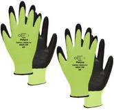 Polyco Matrix MGP Green Polyurethane Cut Resistant Gloves (Cut 5 Protection)