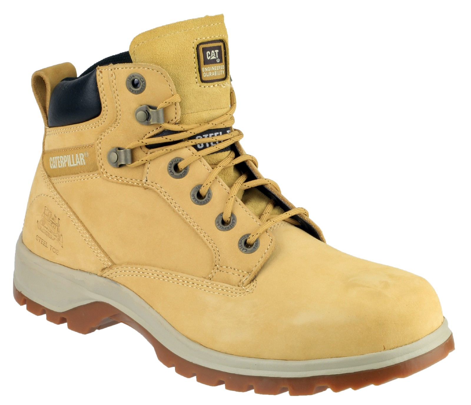 Caterpillar Kitson Safety Boot for Womens 1a980c38f1