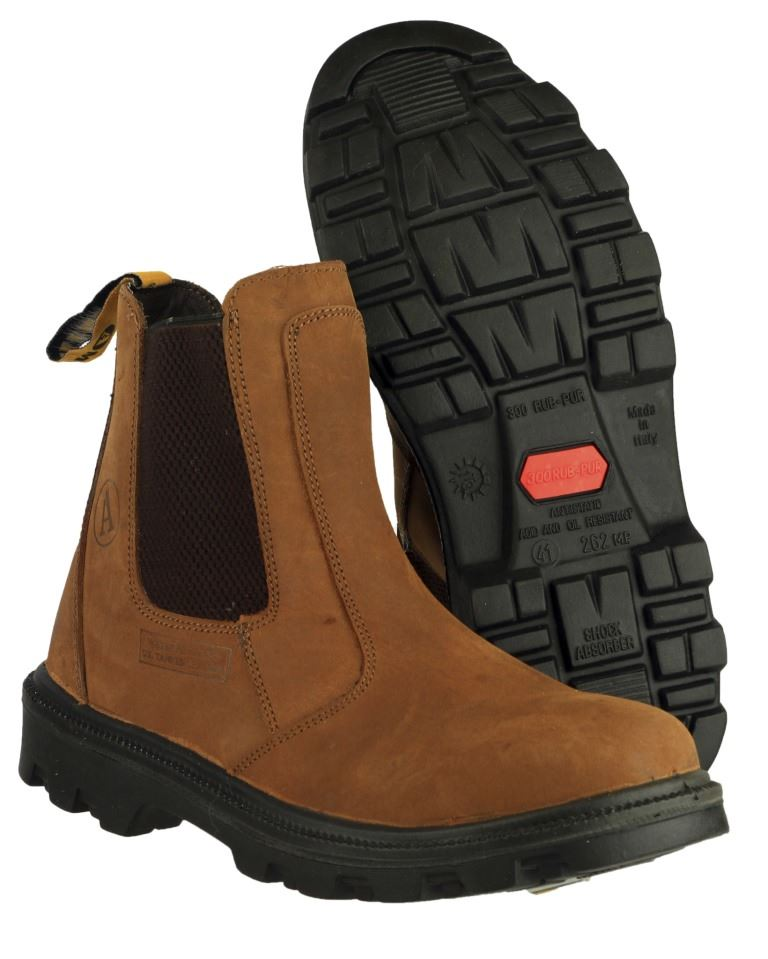 Amblers Safety FS131 Slip Resistant S3 Safety Dealer Boots HRO SRC