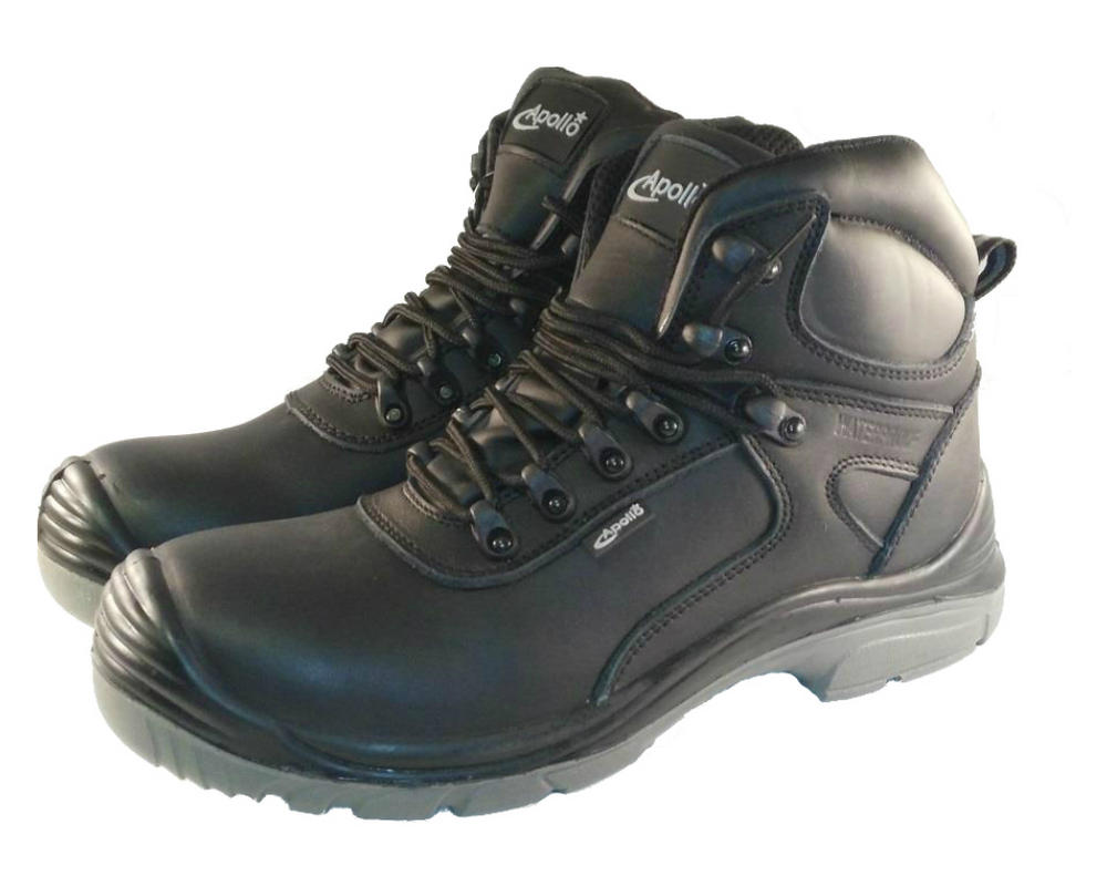 Arvello S3 Composite Toecap & Midsole Waterproof Black Boot