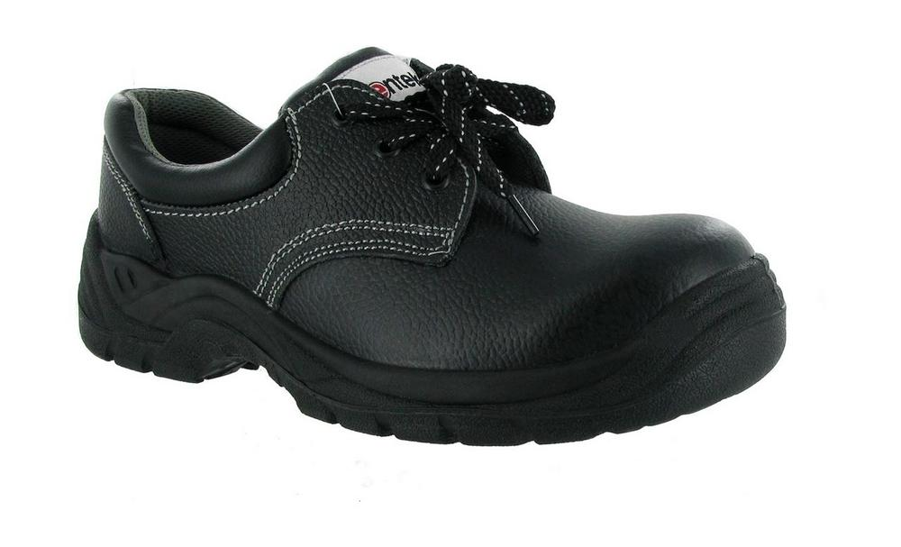 Centek FS337 Slip- Resistant Anti-Static Safety Shoe - Black