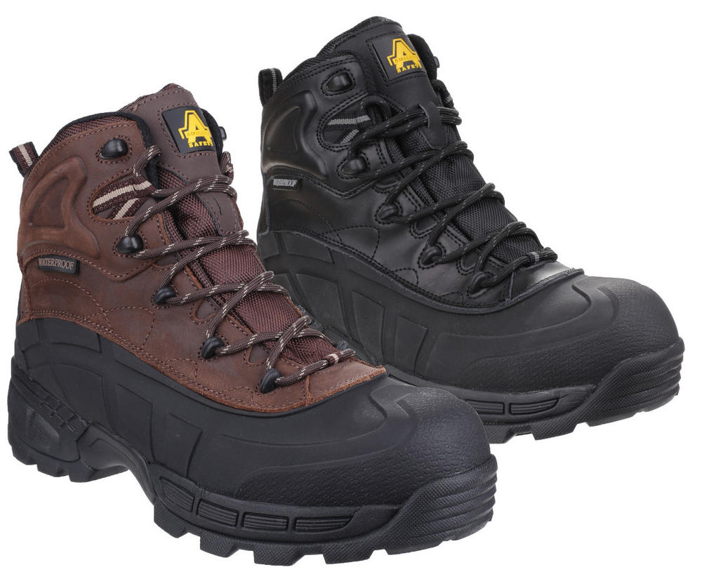 Amblers Safety Fs430 Orca S3 Waterproof Boot